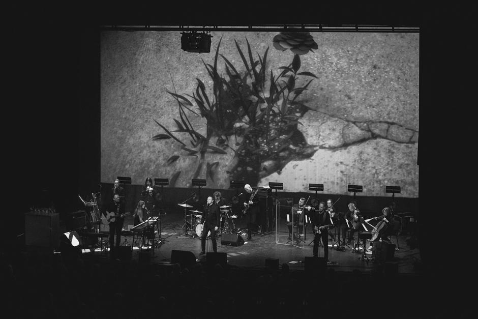 Weeping Willows på Linköping Konsert & Kongress