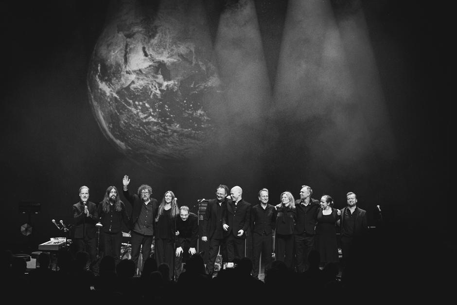 Magnus Carlsson med orkester