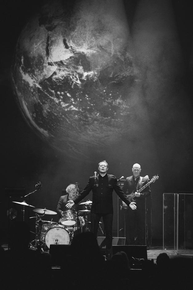 Magnus Carlson på turnén After Us