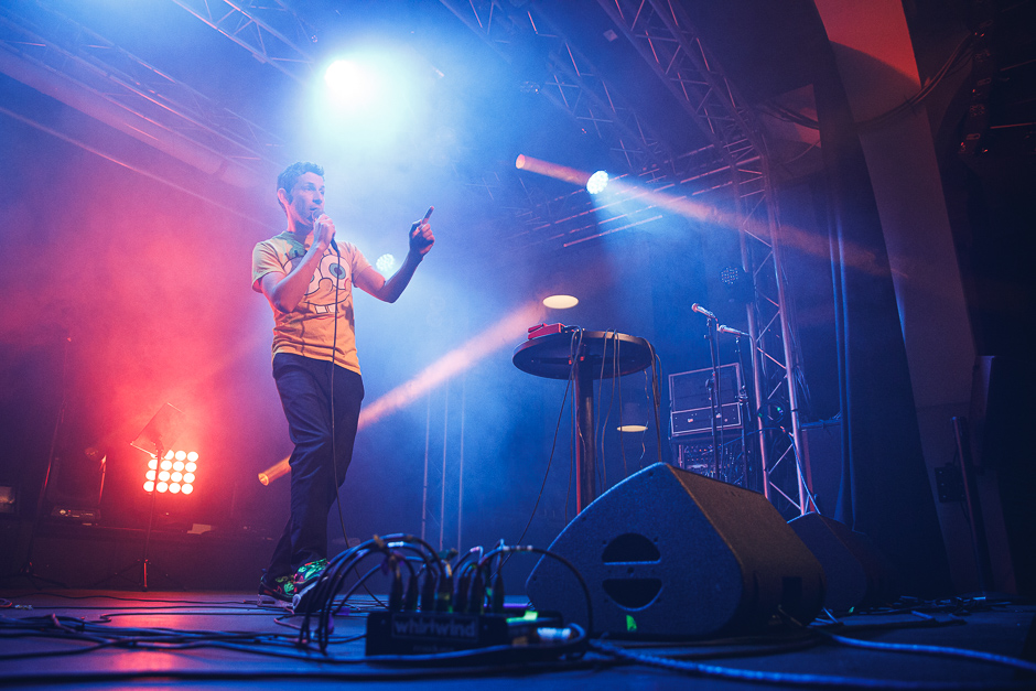Carl Johan Lundgren – Laser & bas.
